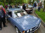 2.05.2014r. Wystawa zabytkowych samochodów BMW