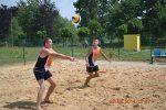27.07.2014 r. Otwarty Amatorski Turniej Siatkówki Plażowej