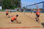 23.08.2014 r. V Otwarte Mistrzostwa Ciechocinka Oldboyów w siatkówce plażowej