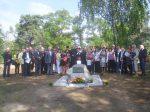 30.08.2014 r. Poświęcenie odnowionego cmentarza ewangelickiego na Słońsku Górnym