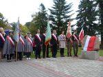 26.09.2014 r. Odsłonięcie tablicy pamiątkowej Zbigniewa Skorwidera