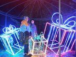 23.01.2015r. Laureaci konkursu na najładniejszą iluminację świąteczną
