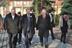 10.03.2015r.  Prezydent RP Bronisław Komorowski z wizytą w Ciechocinku