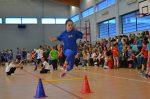 7.03.2015r.  VII Turniej Sprawnościowy dla klas I-III szkoły podstawowej Mali Mistrzowie Sportu 2015
