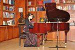 26.04.2015r.  Koncert fortepianowy w Dworku Prezydenta RP