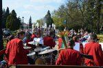 3.05.2015r. Plenerowy koncert Big Bandu przy Młodzieżowej Orkiestrze Dętej OSP