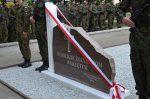 29.06.2015r. Uroczyste poświęcenie pomnika Żołnierzy Wyklętych