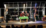 "24.09.2015r.  Spektakl teatralny ""Dwie morgi utrapienia"""