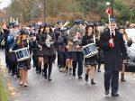 11.11.2015r.  Uroczystości związane z obchodami Narodowego Święta Niepodległości
