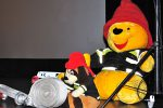4.12.2015r.  Pasowanie na strażaka dzieci z Przedszkola Samorządowego im. Kubusia Puchatka