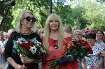 2.07.2016 r.  Odsłonięcie gwiazdy Maryli Rodowicz i Katarzyny Gaertner na Ciechocińskim Deptaku Sław