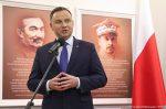 22.01.2018. Wizyta prezydenta Andrzeja Dudy w Ciechocinku