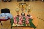 19.12.2009r. I Amatorski Turniej Piłki Koszykowej o Puchar Przechodni  Burmistrza Miasta Ciechocinka