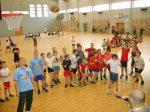 27.03.2010r. Turniej Piłki Koszykowej - Młode Koszykarskie Talenty 2010