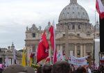 1.05.2011r.  Ciechocinek na beatyfikacji Jana Pawła II