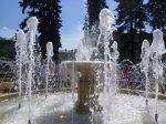 11.06.2011r.  Uroczyste oddanie do użytku fontanny w obszarze Parterów Hellwiga