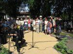 19.06.2011r.  Plenerowy koncert akordeonowy braci Błoch