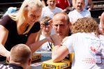 9.07.2011r.  II Mistrzostwa Ziemi Kujawskiej w Armwrestlingu
