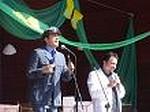 """17.07.2011r.  Koncert pt. """"Sprawa honoru-piosenki których słuchali lotnicy Dywizjonu 303"""""""