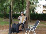 24.07.2011r.  Plenerowy koncert akordeonowy Pawła Soboty