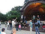"""13.08.2011r.  Koncert muzyki dance w wykonaniu zespołu """"Long & Junior"""""""