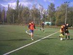 15.10.2011r.  II Amatorski Turniej piłki nożnej 6-osobowej pod patronatem Burmistrza Ciechocinka