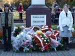 11.11.2011r.  Uroczystości z okazji  93 rocznicy odzyskania niepodległości przez Polskę