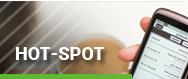 Hot spot - punkty bezpłatnego dostępu do internetu