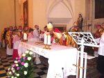 21.01.2012r.  Wizyta Nuncjusza Apostolskiego ks. Arcybiskupa Celestino Migliore w Ciechocinku
