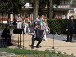 29.04.2012r. Plenerowy koncert akordeonowy w wykonaniu Piotra Błocha