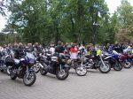 13.05.2012r. Wiosenne spotkanie motocyklistów
