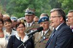4.07.2012r.  Wizyta Prezydenta RP Bronisława Komorowskiego w Ciechocinku
