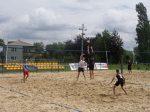 14.07.2012r.  Młodzieżowy turniej siatkówki plażowej