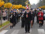 11.11.2012r.  Uroczystości związane z 94 Rocznicą Odzyskania Niepodległości przez Polskę