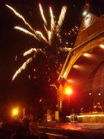 1.01.2013r. Przywitanie Nowego Roku w parku Zdrojowym
