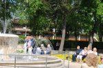 26.05.2013r.  Plenerowy koncert akordeonowy w wykonaniu Pawła Sobota