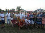 3.08.2013r.  IV Otwarte Mistrzostwa Ciechocinka Oldboyów w siatkówce plażowej