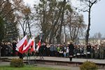 11.11.2013r.  Obchody związane z 95 rocznicą odzyskania Niepodległości przez Polskę