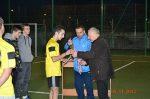 9.11.2013r.  IV Amatorski Turniej Piłki Nożnej - Zakończenie sezonu na boisku Orlik 2012
