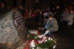 23.11.2013r.  Odsłonicie obelisku poświęconego tragedii smoleńskiej